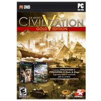 Take Two Civilization V Gold (PC)