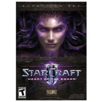 Activision Starcraft II: Heart of the Swarm (PC)