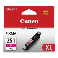 Canon CLI-251XL Magenta Ink Cartridge
