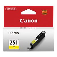Canon CLI-251 Yellow Ink Cartridge