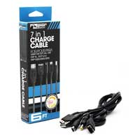 Komodo 6' 7-in-1 Portable Charge Cable