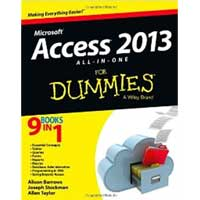 Wiley Access 2013 All-in-One For Dummies