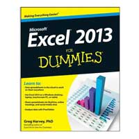 Wiley Excel 2013 For Dummies