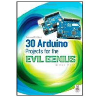 McGraw-Hill 30 Arduino Projects for the Evil Genius, 2nd Edition