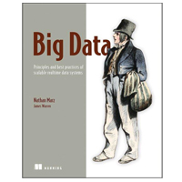 Manning Publications Big Data: Principles and best practices of scalable realtime data systems, 1st Edition
