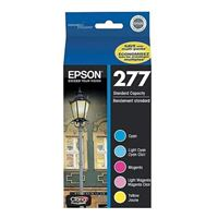 Epson 277 Photo Hi-Definition Color Ink Cartridge Multipack