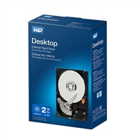 "WD Blue Mainstream 2TB 5400RPM SATA III 6Gb/s 3.5"" Internal Hard Drive"