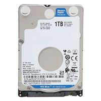 "WD Blue Mainstream 1TB 5400RPM SATA III 6Gb/s 2.5""..."