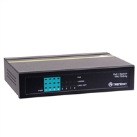 Trendnet TPETG44G 8-Port Gigabit GREENnet Switch with PoE Plus