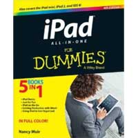 Wiley iPad All-in-One For Dummies, 6th Edition