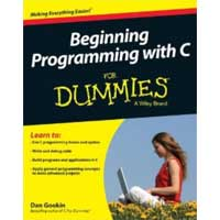 Wiley Beginning Programming with C For Dummies, 1st Edition