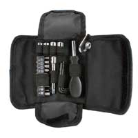 QVS Technician's Tool Pouch - 19pc