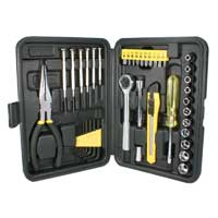 QVS 41pc Technician's Premium Tool Kit