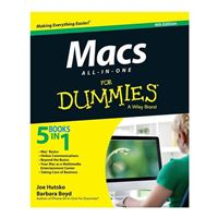 Wiley Macs All-in-One For Dummies, 4th Edition
