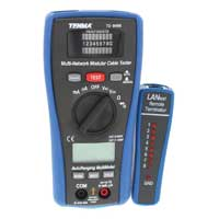 Tenma Combination Network Cable Tester with Digital Multimeter
