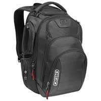 "Ogio GAMBIT Backpack for Laptops fits Screens up to 17"" - Black"