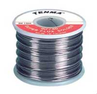 Tenma Rosin Core Solder 60/40 Tin/Lead 6oz.