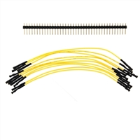 "Schmartboard Inc. Jumper Wires 5"" with Headers"