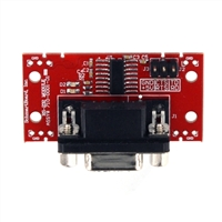 Schmartboard Inc. RS-232 Module populated with Analog Devices ADM202E Chipset