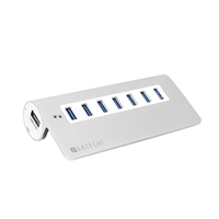 Satechi USB 3.1 (Gen 1 Type-A) 7-Port Aluminum Hub