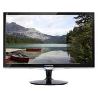 "Viewsonic VX2452mh 23.6"" Full HD 60Hz VGA DVI HDMI LED Monitor"