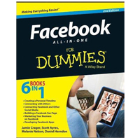 Wiley Facebook All-in-One For Dummies, 2nd Edition