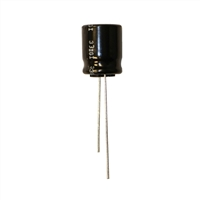 MCM Electronics MC10-0024 470UF 25V Radial Capacitor - 2 Pack