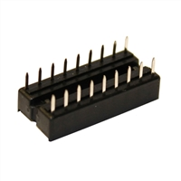 MCM Electronics DIP IC Socket 18PIN 3 PK