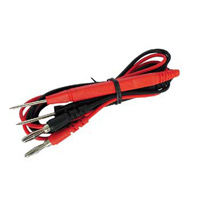 Velleman Test Leads - 2 Banana Plugs