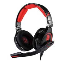 Thermaltake Cronos Gaming Headset - Black