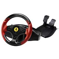 Thrustmaster Thrustmaster Ferrari Racing Wheel Red Legend Edition PS3