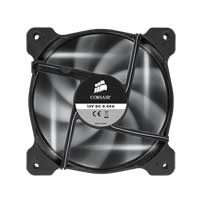 Corsair Air AF120 Quiet Edition White LED Sleeve Bearing 120mm Case Fan