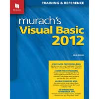 Mike Murach & Assoc. Murach's Visual Basic 2012