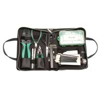 Eclipse Enterprise Fiber Optic Termination Tool Kit