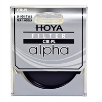 Hoya 62mm Alpha Circular Polarizer Filter
