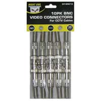 Night Owl 10-Pack DIY-BNC10 BNC Video Connectors for CCTV Cables