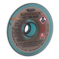 "MG Chemicals Super Wick .125"" 5ft."