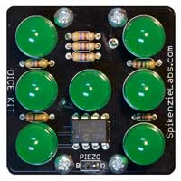 SpikenzieLabs Dice Kit - Green