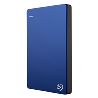 "Seagate Backup Plus 2TB USB 3.0 2.5"" Portable External Hard Drive - Blue"