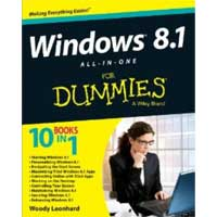 Wiley Windows 8.1 All-in-One For Dummies