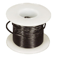 Elenco 22 Gauge Stranded Wire 25 feet - Black
