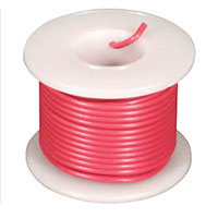 Elenco 25' Stranded Wires - Red