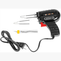 Performance Tools Heavy Duty Soldering Gun Kit