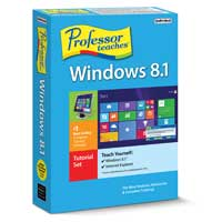 Individual Software Professor Teaches Windows 8.1 (PC)