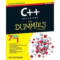 Wiley C++ All-in-One For Dummies, 3rd Edition