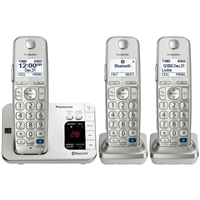 Panasonic Link2Cell Bluetooth Answering System w/ 3 Handsets