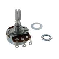 MCM Electronics 1k Ohm 1/4 Watt Audio Taper Potentiometer