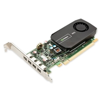 PNY Quadro NVS 510 Low-Profile Single-Fan 2GB DDR3 PCIe Video Card