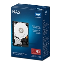 "WD Red 4TB 5400RPM SATA III 6Gb/s 3.5"" NAS Internal Hard..."