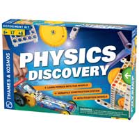 Thames & Kosmos Physics Discovery Science Kit
